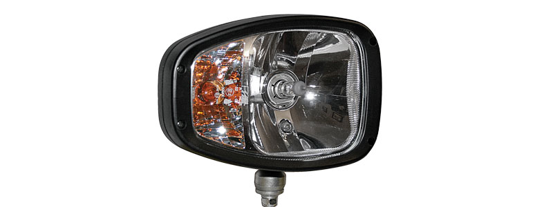 New Heavy Duty E approved headlamp
