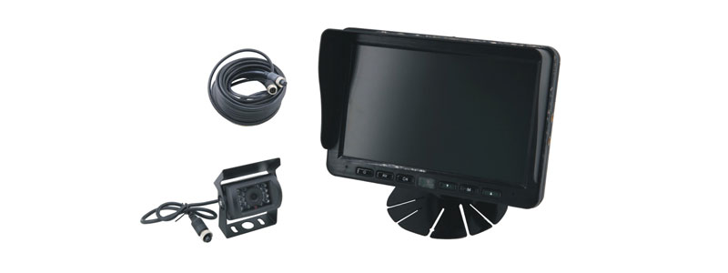 Introducing our new CCTV range for commercial vehicles